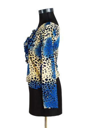 Stylish jacket isolated on the white background Stock Photo - 4159270