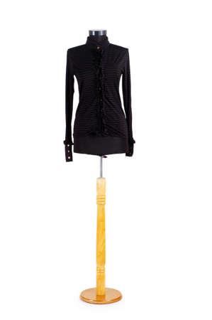 Stylish jacket isolated on the white background Stock Photo - 4159142