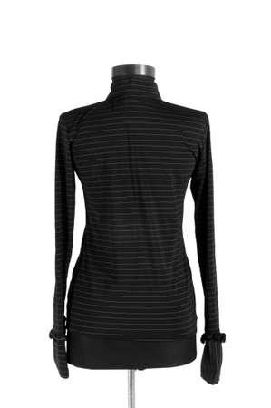 Stylish jacket isolated on the white background Stock Photo - 4159219
