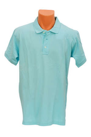 Shirt isolated on the white background Stock Photo - 5144327