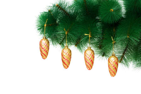 Christmas decoration on the tree Stock Photo - 5658324