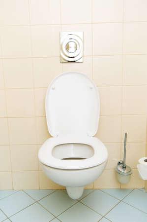 inodoro: WC en el cuarto de ba�o