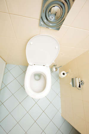 Toilet in the bathroom Stock Photo - 5812357