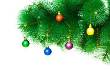 Christmas decoration on the tree Stock Photo - 5963064