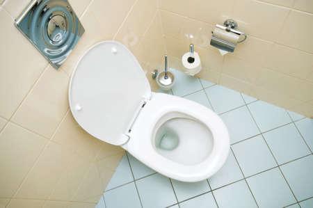 Toilet in the bathroom Stock Photo - 5963119
