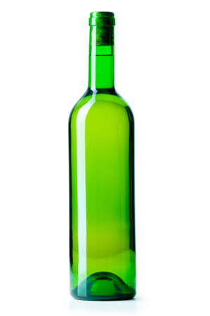 Bottle isolated on the white Stock Photo - 5977286