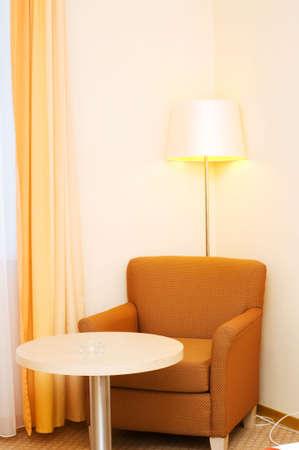 Interior of the hotel room Stock Photo - 6040863