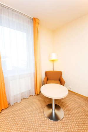 Interior of the hotel room Stock Photo - 6085572