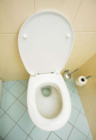 Toilet in the bathroom Stock Photo - 6291664