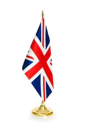 연합 왕국: United Kingdom isolated on white