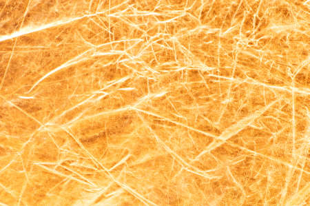 Shiny surface of gold photo reflector photo