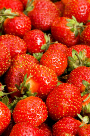 Lots of strawberries arranged as the background Stock Photo - 6756988