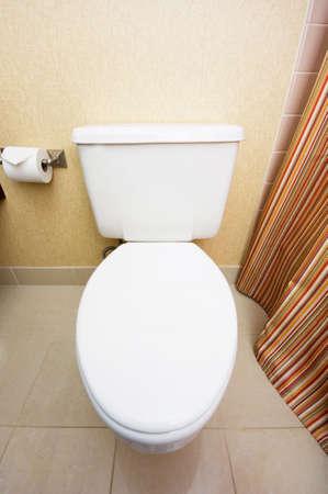 Toilet in the bathroom Stock Photo - 6836267