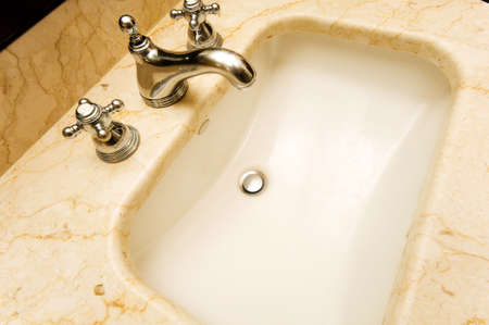 Sink in the bathroom Stock Photo - 6992063