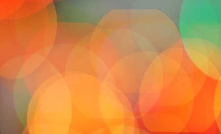 warm colors: Luces coloridas borrosas en segundo plano  Foto de archivo