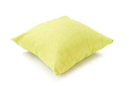 Bed pillow isolated on the white background Stock Photo - 8233645