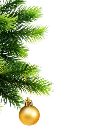 Christmas decoration isolated on the white background Stock Photo - 8460576