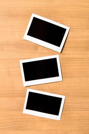 marco blanco y negro: Concepto de dise�ador - marcos de fotos en blanco para tus fotos