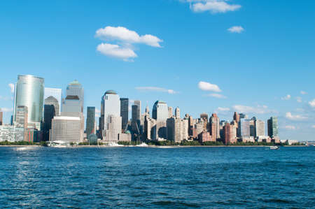 New York city panorama with skyscrapers Stock Photo - 8616027