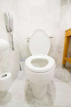 Interior of the room - Toilet in the bathroom Stock Photo - 8741517