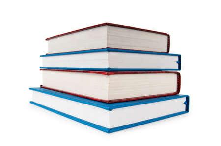 leerboek: Stapel boeken ge