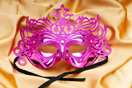 Masks with theatre concept Stock Photo - 9392224