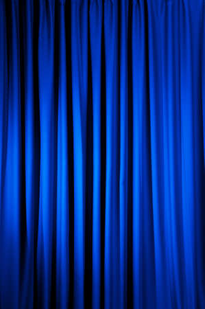 Brightly lit curtains for your background Stock Photo - 9542173