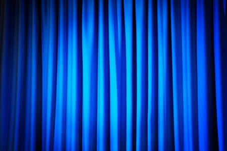 Brillantemente iluminado cortinas para su fondo Foto de archivo - 9542146