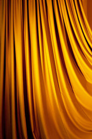 Brightly lit curtains for your background Stock Photo - 9541342