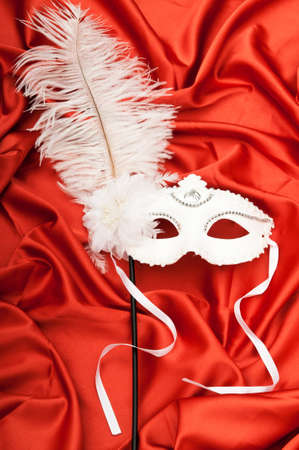 Masks with theatre concept Stock Photo - 9541322