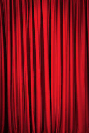 Brightly lit curtains for your background Stock Photo - 9546720