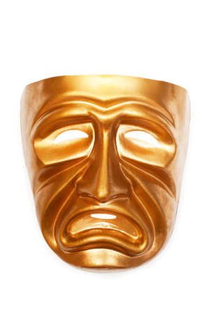Masks with the theatre concept Stock Photo - 9590333