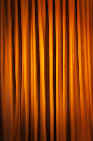 Brightly lit curtains for your background Stock Photo - 9716408