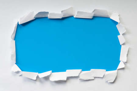 Paper pieces with space for your message Stock Photo - 10058133