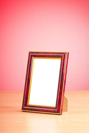 Empty photo frame with space for your text photo