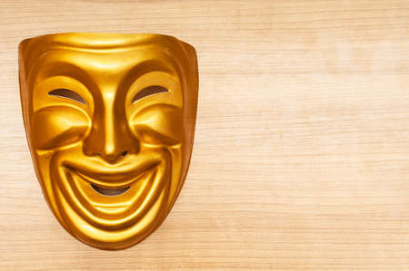 Masks with the theatre concept Stock Photo - 10614999
