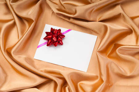 Card with blank space for your text Stock Photo - 10915165