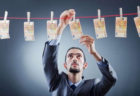 launder: Lavado de dinero sucio Penal