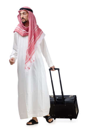 arab people: Diversity concept with young arab