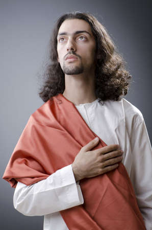Personification of Jesus Christ Stock Photo - 11419631