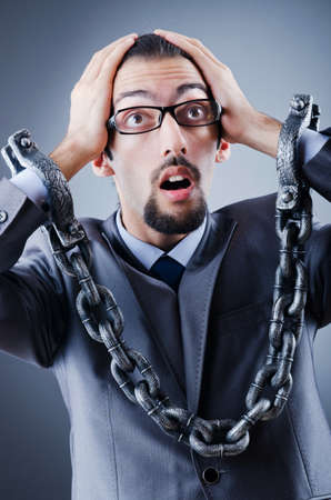Man arrested for this crimes Stock Photo - 11419573