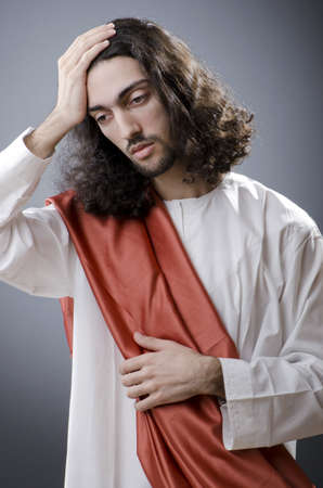 Personification of Jesus Christ Stock Photo - 11587906