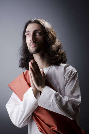 Personification of Jesus Christ photo