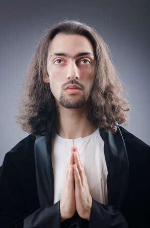 La personificaci�n de Jesucristo photo