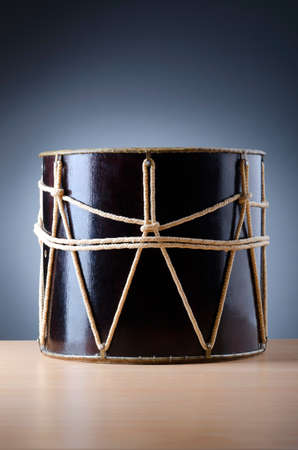 Traditional azeri drum called nagara Stock Photo - 12225830