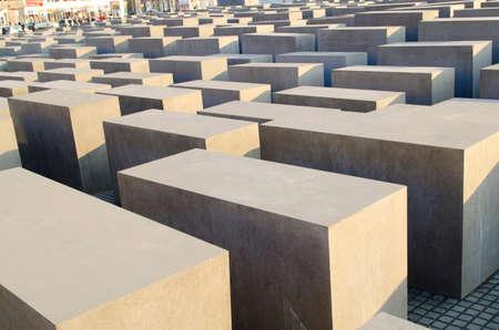 holocaust: Holocaust memorial in Berlin