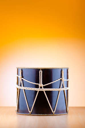 Traditional azeri drum called nagara Stock Photo - 12514323