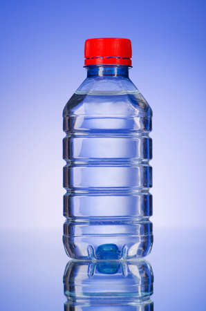 Water bottles as healthy drink concept Stock Photo - 12519718
