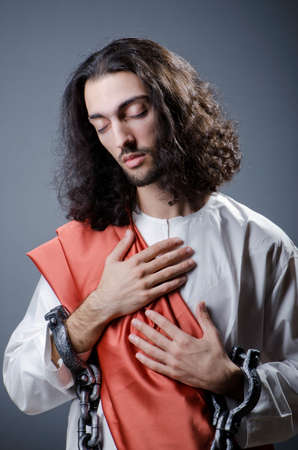 Personification of Jesus Christ Stock Photo - 12740132