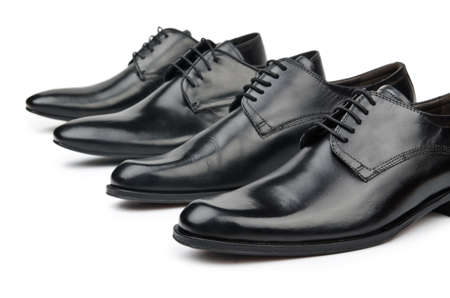 Male shoes in fashion concept Stock Photo - 13303769